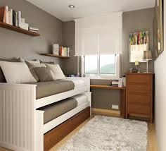 Small Bedroom Grey Walls Bedroom Grey Modern Fabric Area Rug White Contemporary Wooden