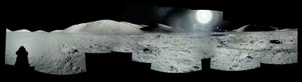 Picture Of Flag On Moon Apollo 17 Image Library