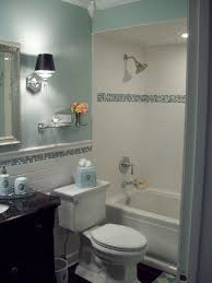Glass Tiles Bathroom Spectacular Glass Tile Bathroom Designs About Home Designing
