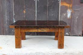 Handcrafted Wood Tables Custom Reclaimed Wood Furniture Decor In Pell City Al