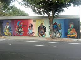 the growth of america s religious diversity showed in 2012 an outdoor mural in sacramento california featuring representations of various faiths