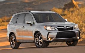 subaru forester 2015 2014 subaru forester specs and photos strongauto