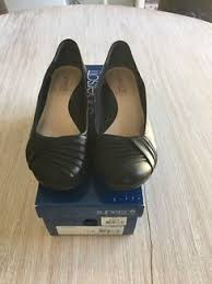 dianna supersoft diana leather flat shoes size 7 5 s