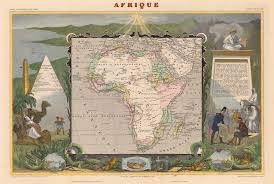 Africa Map by Untitled Document