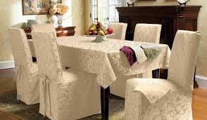 beautiful dining room chair slipcovers short ideas rugoingmyway
