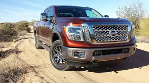 nissan titan warrior cost 2016 nissan titan xd first towing and mpg testing video the