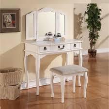 Vanity And Stool Set Vanity Table