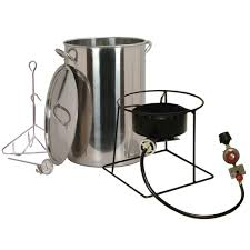 turkey fryers outdoor cookers the home depot