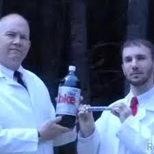 diet coke and mentos teachertube