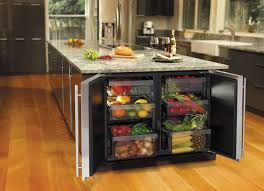 kitchen island with refrigerator a collection of excellent kitchen island design ideas modern