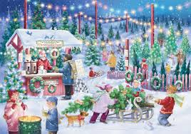 christmas advent calendar advent calendars vermont christmas company
