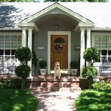 Curb Appeal Front Entrance - possible front porch design plans roof styles porch roof and porch