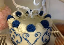wedding cake royal blue wedding cakes cakes so simple