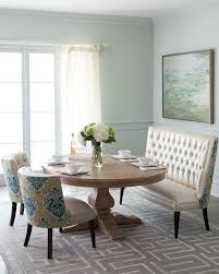 Best  Settee Dining Ideas On Pinterest Cozy Dining Rooms - Dining chairs in living room
