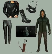 Green Arrow Halloween Costume Cw Inspired Halloween Costumes 2015 Atlanta U0027s Cw69