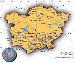 middle east map kazakhstan kazakhstan history geography britannica
