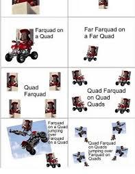 Quad Memes - farquaad quad memes memes pics 2018