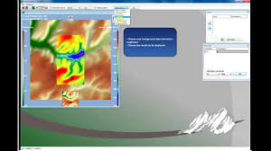 step 3 import your meteo data and export results to your wind