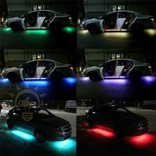 Led Strip Lights Automotive by Rgb Led Strip Tube Car Underbody Underglow Neon Light System With