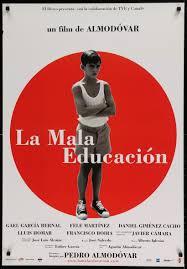 Bad Education Bad Education La Mala Educacion Vintage Original Film Movie