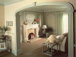 interior columns and arches home design u0026 architecture cilif com