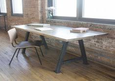 Industrial Style Reception Desk Awesome Rustic Office Desks Office Rustic Industrial Reception