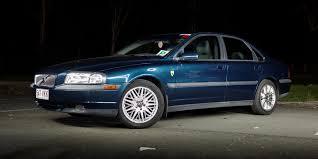2002 volvo s80 t6