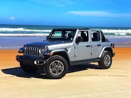 jeep wrangler beach couple of pics with the hardtop off at the beach 2018 jeep