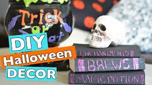 halloween bedroom decor easy diy halloween room u0026 home decor ideas 2016 youtube