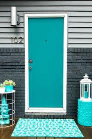 Front Door Paint Colors by Moroccan Blue Paint U2013 Alternatux Com