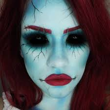 Cheap Halloween Makeup Ideas by Scary Face Makeup For Halloween Face Makeup Ideas