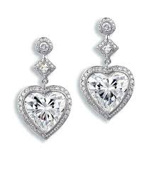 heart shaped earrings shaped earrings