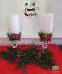 M M Christmas Decorations by Diy Christmas Crafts For Gifts Using Gingerbread M U0026m U0027s