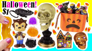 halloween decorations dollar store happy halloween dollar tree haul what did i find candy