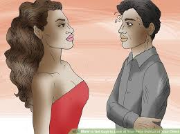 3 ways to get guys to look at your instead of your chest