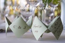 cootie catcher wedding program template diy cootie catcher wedding menus oh lovely day