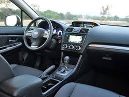 Subaru Xv Crosstrek Interior 2014 Subaru Xv Crosstrek Hybrid Review And Quick Spin Autobytel Com