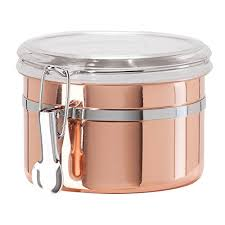 oggi kitchen canisters best stainless steel canister out of top 25