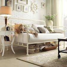 metal twin daybed sofa futon bed living family room furniture