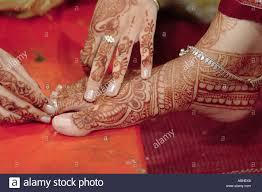 mak78613 hindu wedding ceremony ritual silver ornaments for the