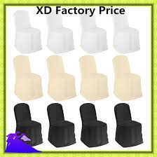 Polyester Chair Covers Compare Prices On Chair Covers Folding Online Shopping Buy Low