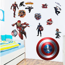 avengers home decor online get cheap iron man and captain america poster aliexpress