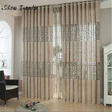 1pc leaf tulle door window curtain drape panel sheer scarf