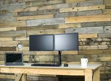 dual monitor arm ebay