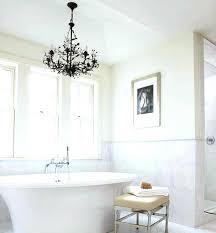 awesome bathroom bathroom chandelier lighting ideas bathroom chandelier lighting
