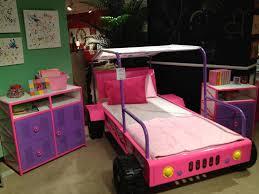 pink jeep interior girls car bed design ideas quecasita