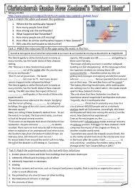 all worksheets earthquake reading comprehension worksheets