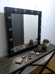 Professional Makeup Stand Professional Makeup Mirror With Lights U2013 Designlee Me