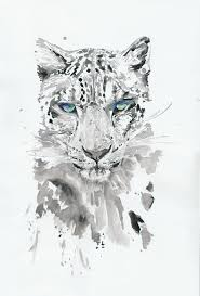 best 25 snow leopard tattoo ideas on pinterest snow leopard