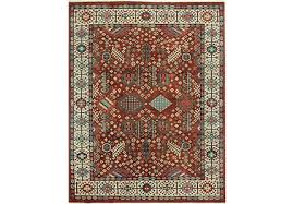Maple Rugs Red Colored Rugs